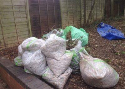 Garden Clearance in Birmingham before