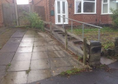 House clearance birmingham driveway after