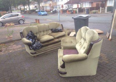 furniture clearance before