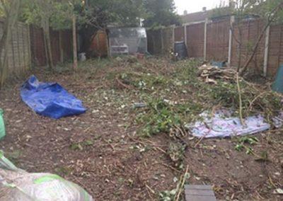 garden clearance birmingham before