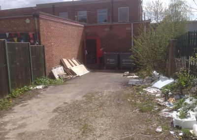 office-rubbish-removal-birmingham-before
