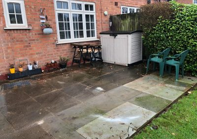 house garden clearance birmingham after